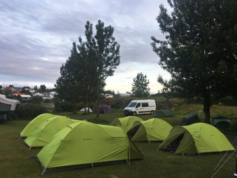 camping-reykjavik