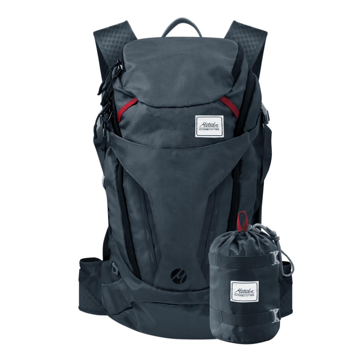 Lichtgewicht daypack, 28 liter