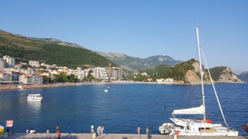 montenegro-strand
