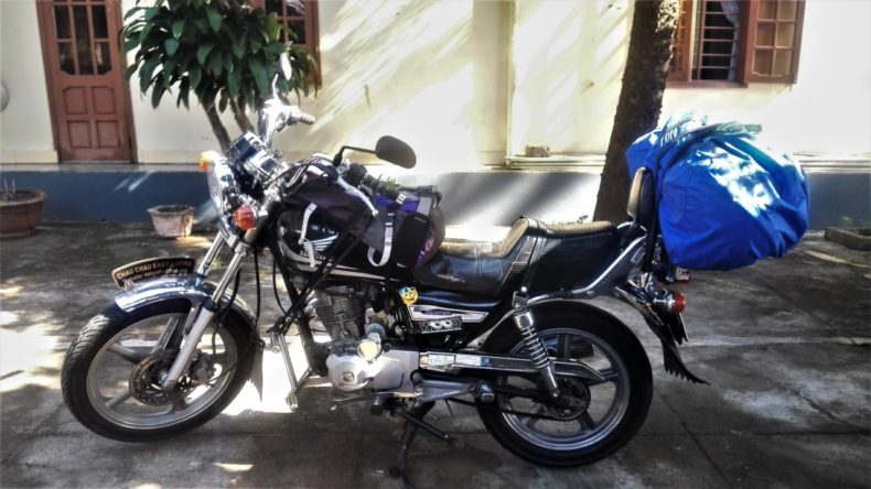 Easy-Rider-Vietnam-Motor-Bagage