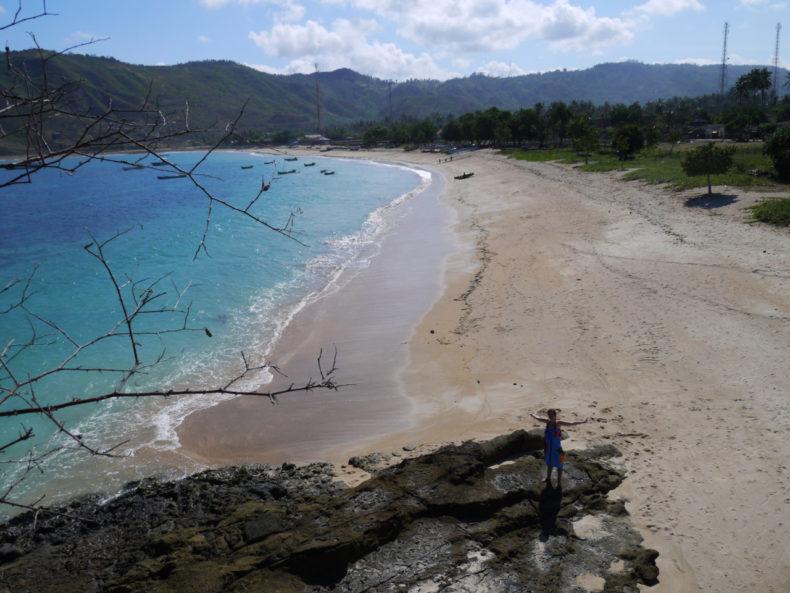 kuta-lombok-strand