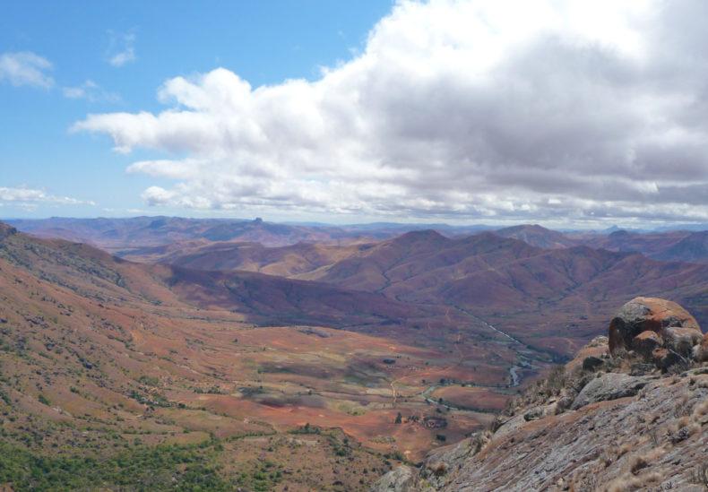 madagaskar-Uitzicht-Tsaranoro