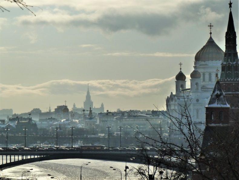 Moskou-Trans-Siberie-Express