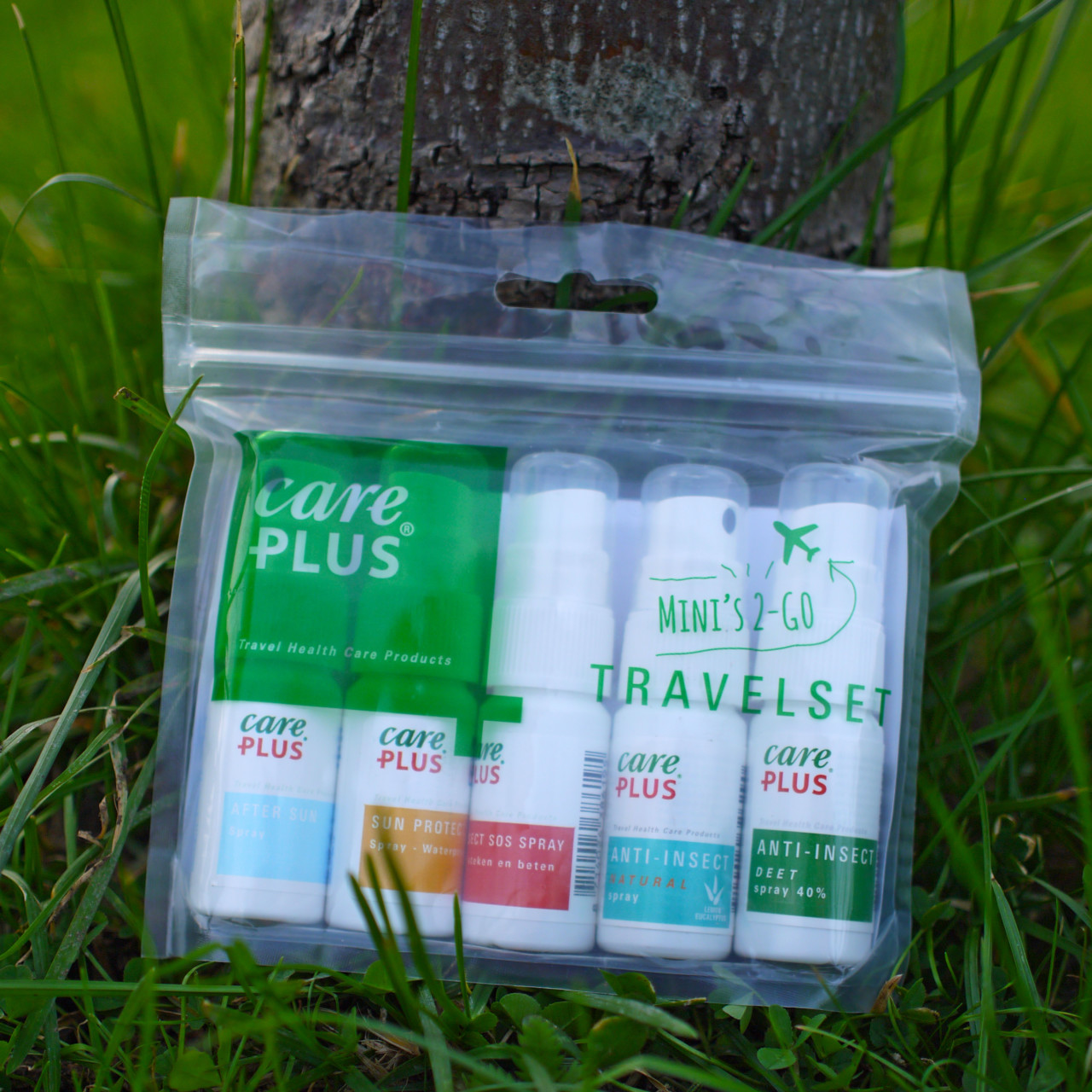 Care Plus travelset mini's