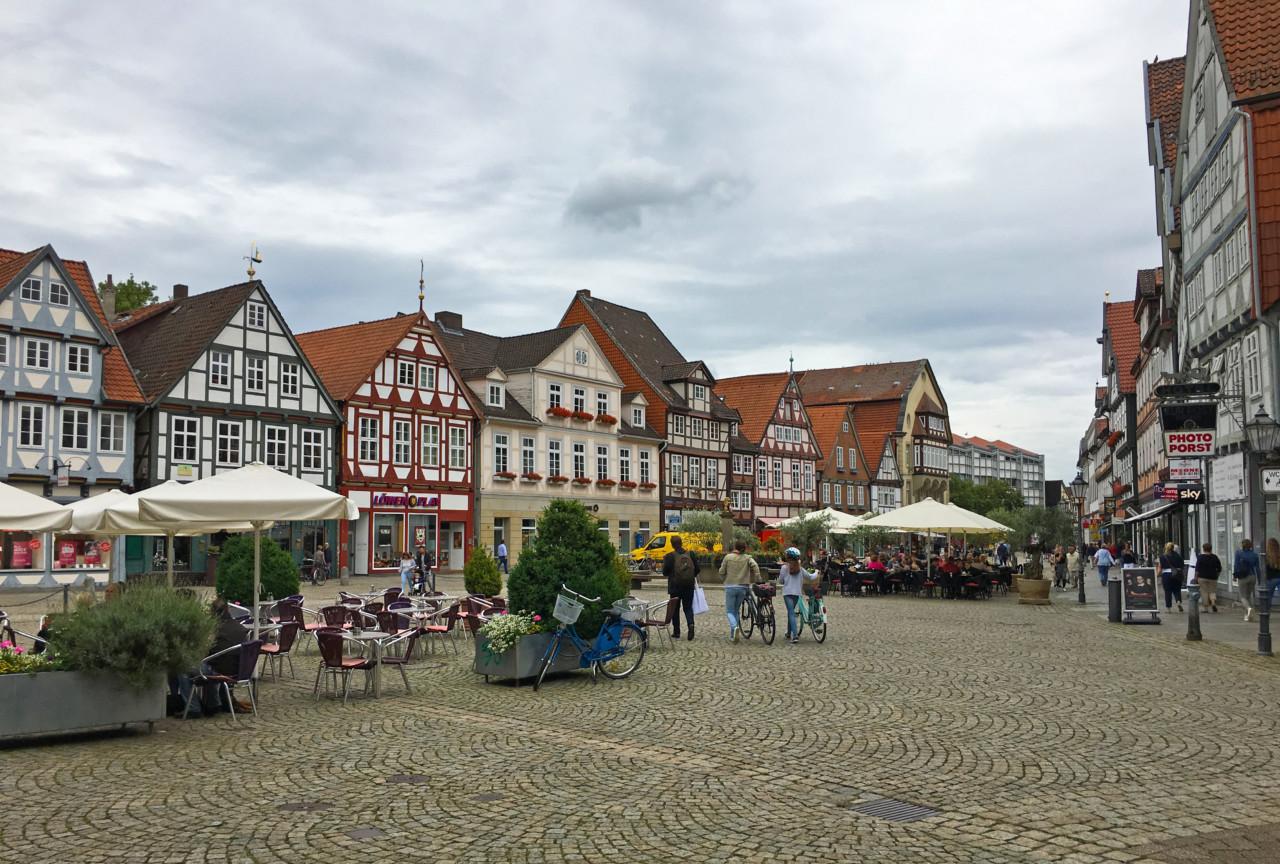 Leuke Duitse steden: Celle