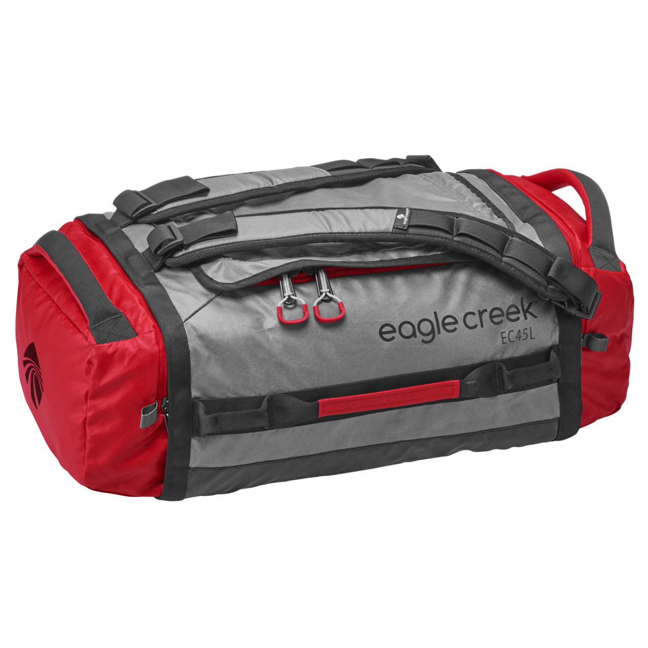 Ultralight waterproof duffel reistas, 45L