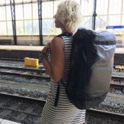 handbagage-rugtas