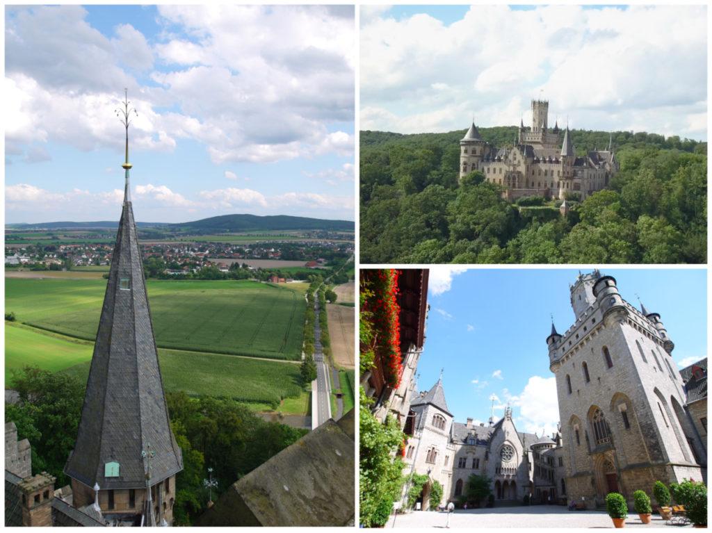 Leuke Duitse steden: Kasteel Marienburg