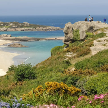 Ongerepte natuur en kilometers kustlijn in Bretagne