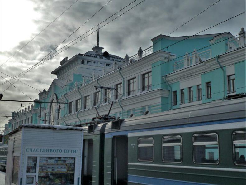Trans-Siberie-Express-Perron