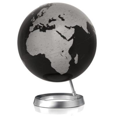 wereldbol-zwart