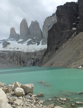 Hiken in Torres del Paine nationaal park, Chili & Patagonië