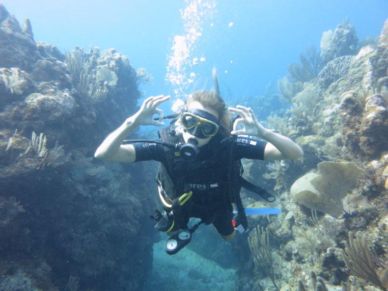 duiken-roatan