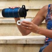 reis-koffiezetapparaat