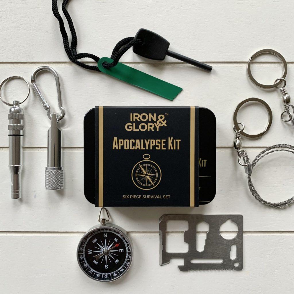 Luckies survival set tools