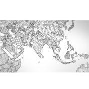wereldkaart-inkleuren