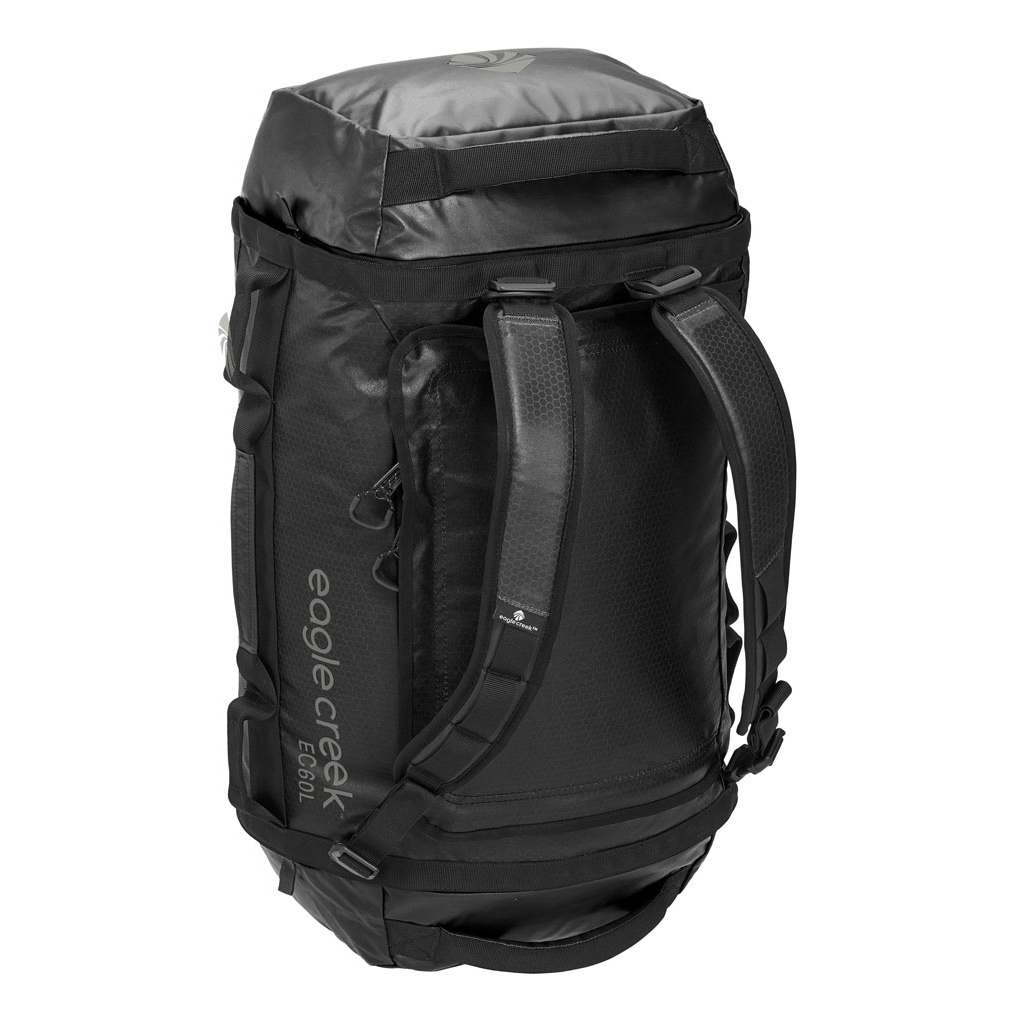 Duffel bag 60L: Ultralight waterproof reistas