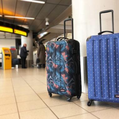 Review: Lichtgewicht koffer Eastpak Tranzshell L