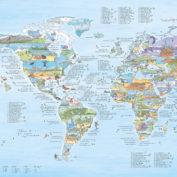 kitesurf-spots-wereldkaart