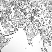 wereldkaart-inkleuren-volwassenen