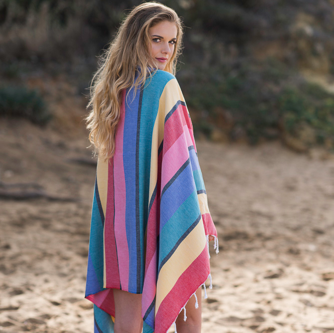 hammam-handdoek
