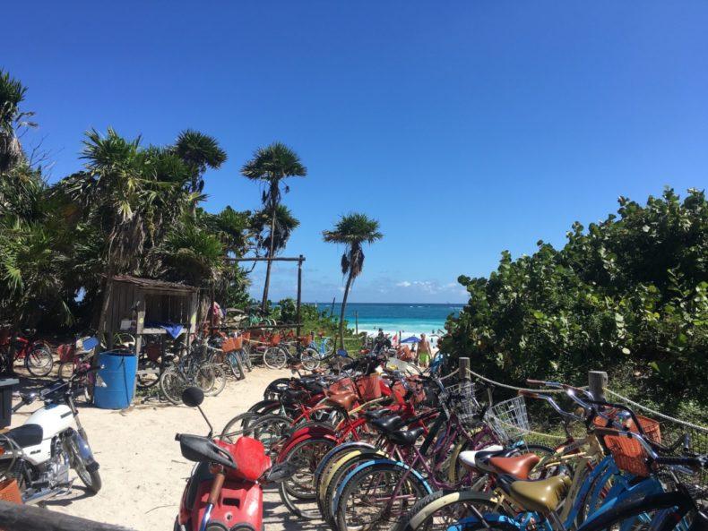 fietsen-tulum-mexico