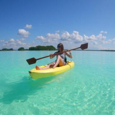 Bacalar: de Malediven van Mexico