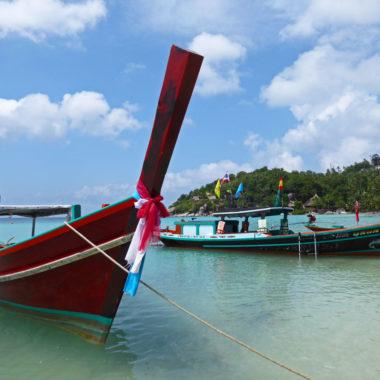Het eilandleven op Koh Tao, Thailand: reistips & praktische informatie