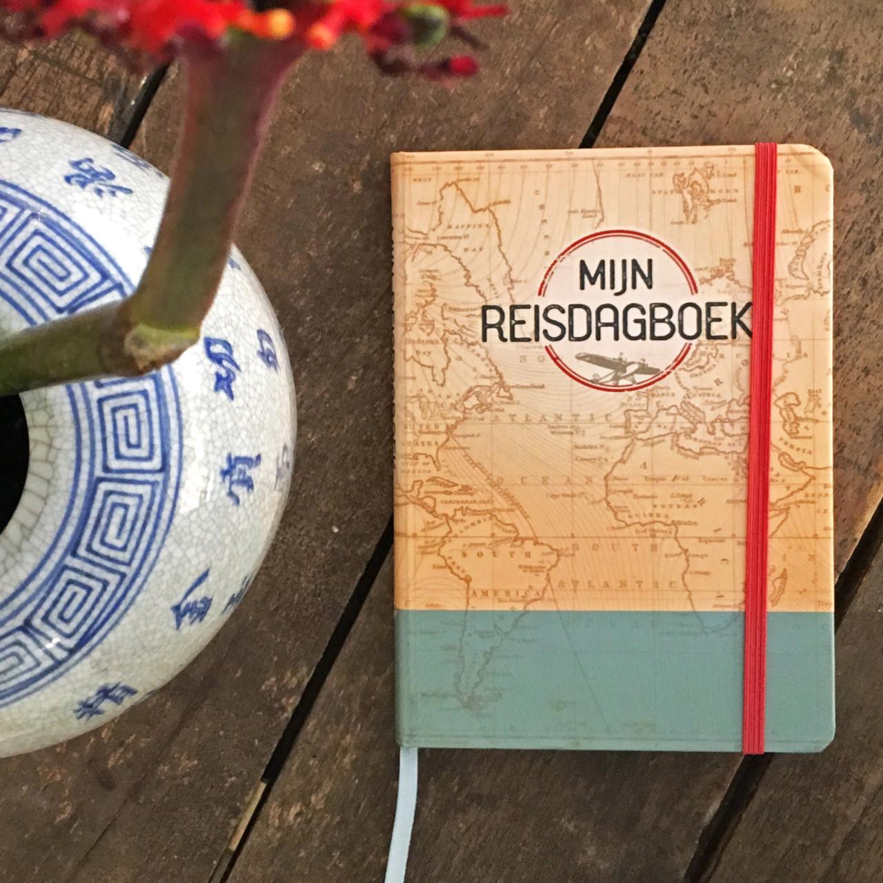Mijn reisdagboek