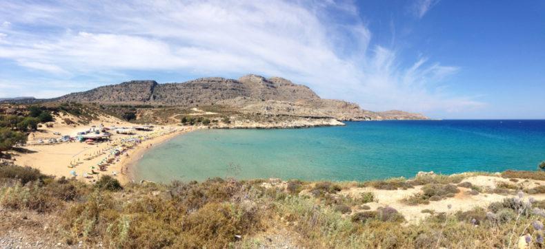 Agathi Beach Rhodos