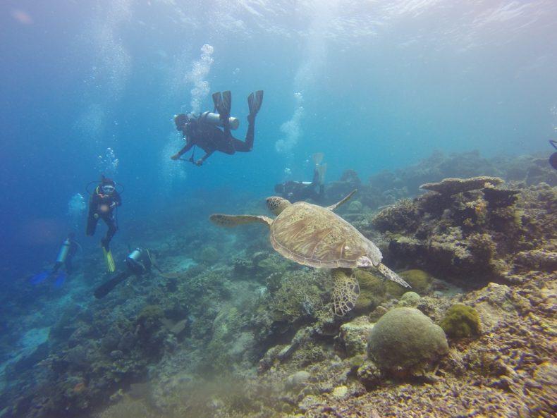 Kalimantan-duiken