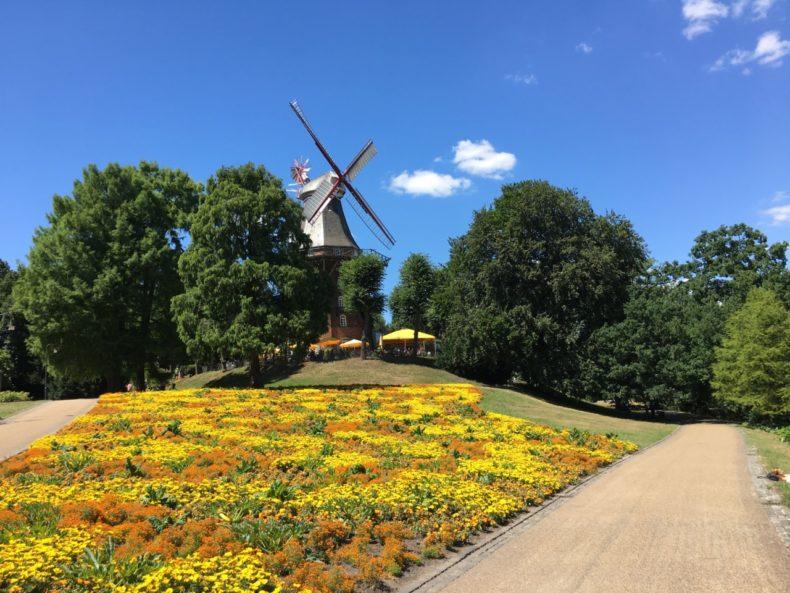 Park Bremen bezienswaardigheden