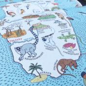 kinder-atlas-tekeningen