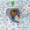 dekbedovertrek-wereldkaart