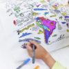 inkleur-wereldkaart-kussen