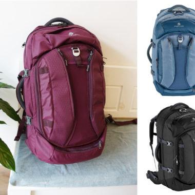 Review: Eagle Creek backpack Global Companion