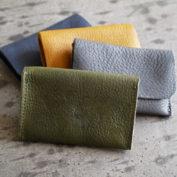 klein-portemonneetje-groen-leer