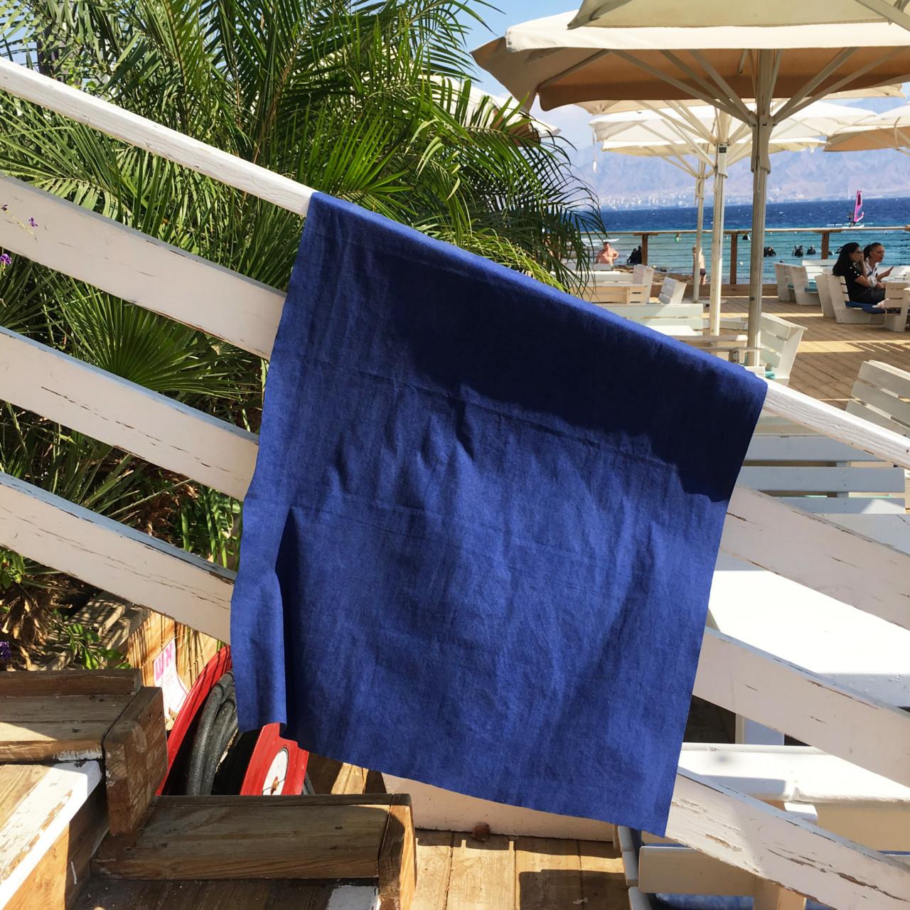 Sneldrogende, microvezel handdoek