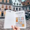 the adventure book, original notitieboek