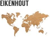 wereldkaart-hout-EIK
