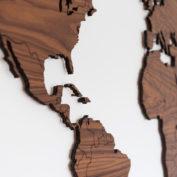 wereldkaart-hout-met-landgrenzen