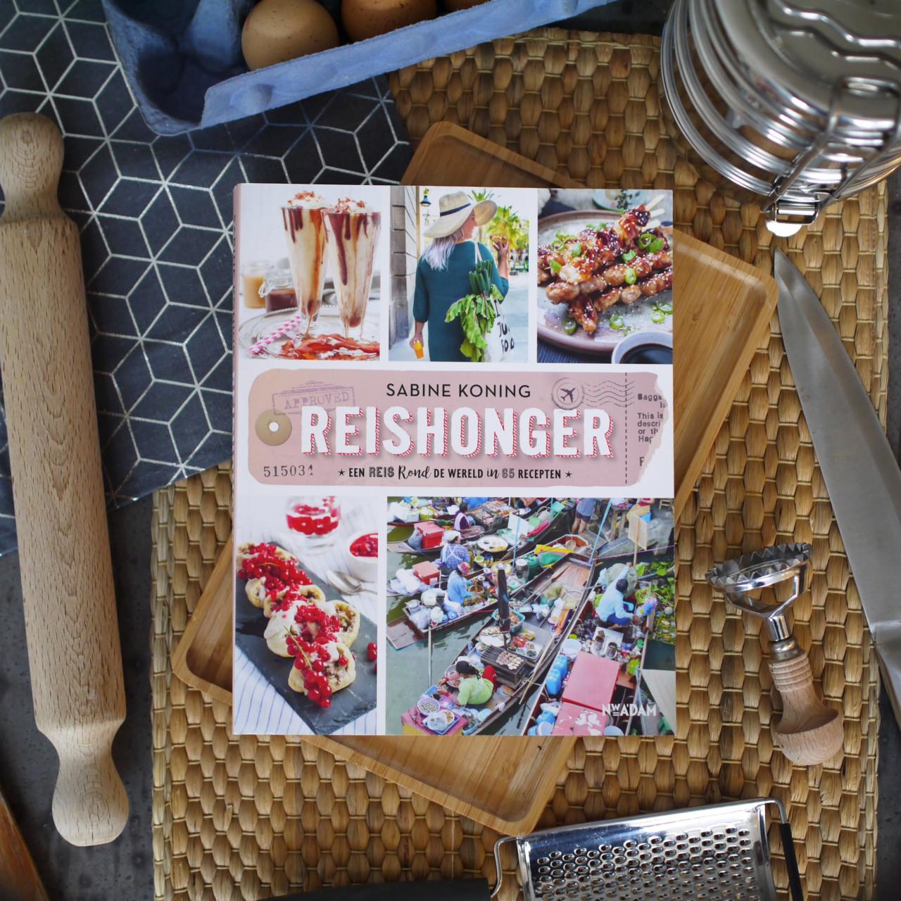 Wereldkookboek 'Reishonger'