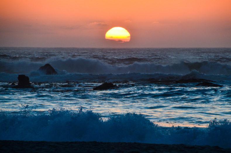 Bezienswaardigheden-zuid-afrika-kaapstad-zonsondergang-campsbay