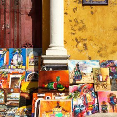 Cartagena, Colombia: een kleurrijke stad voor foodies