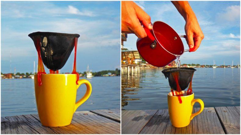 reis koffiefilter