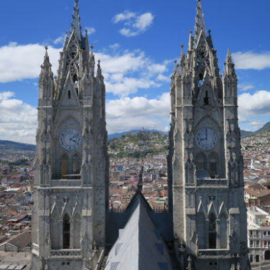 Wat te doen in Quito, Ecuador: de highlights!