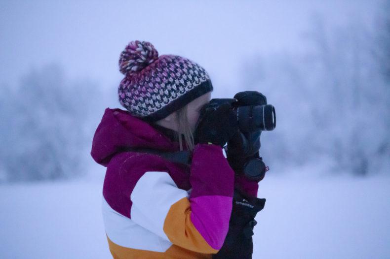 lapland-tips-camera
