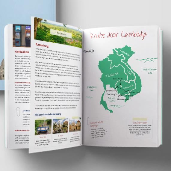 Reisgids Cambodja (e-book)