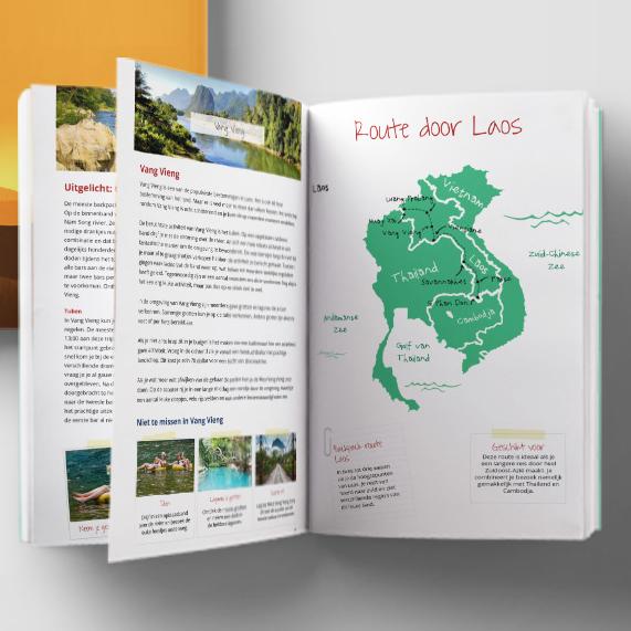 Reisgids Laos (e-book)
