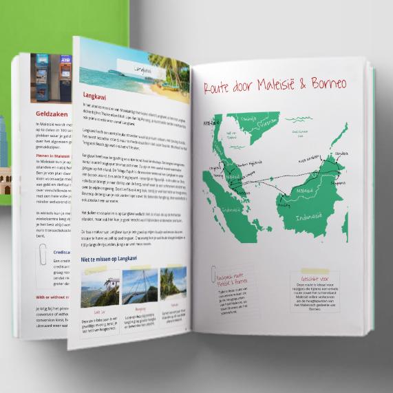 Reisgids Maleisië (e-book)